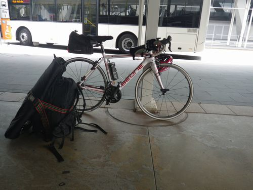 ... 輪行袋・自転車用ハードケース