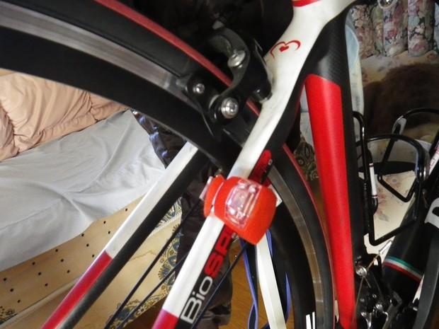 自転車用シリコンライト