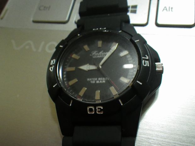 CITIZEN Q&Q 腕時計 Falcon