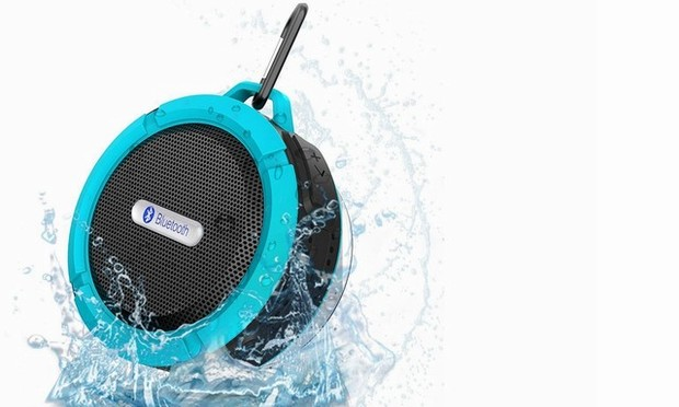 Omaker M4 Bluetoothスピーカー 防水仕様