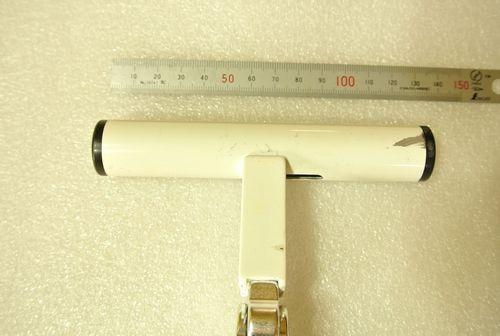 取り付けパイプ長が130mm
