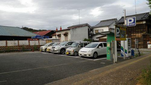 SPT高尾駐車場