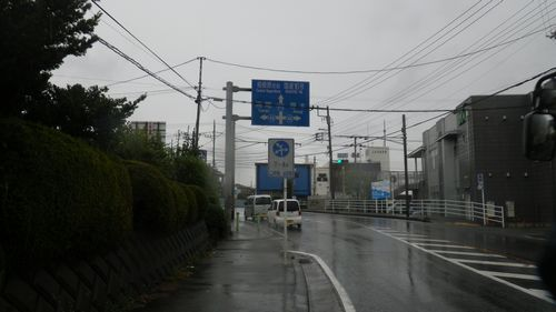 川尻交差点