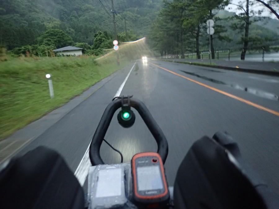で、九州1周1500km3晩走って「USB格安LEDライト」はどうだったよ?【 ブルベのライト】