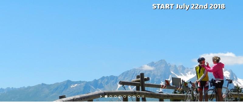 海外ブルベのエントリー準備:その3【Alpi4000ルート皮算用と仮眠場所】
