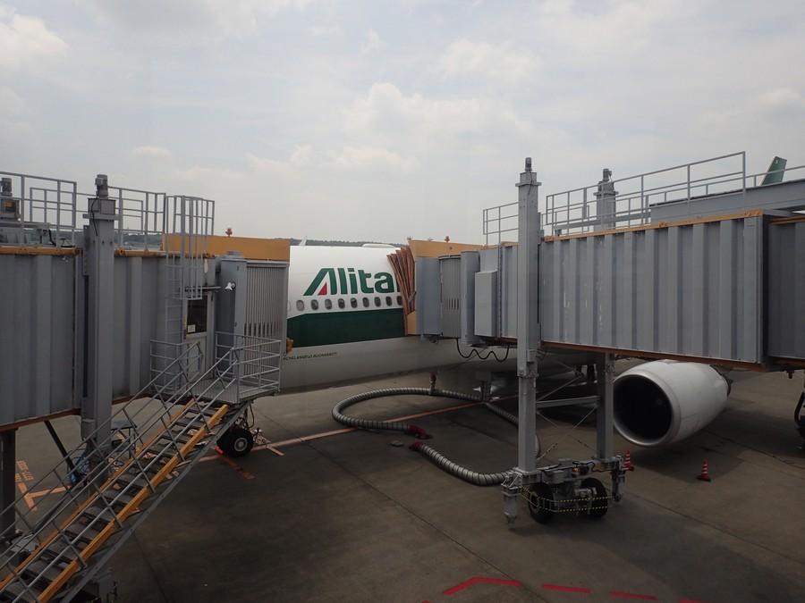 Alpi4000 Day0:成田→ミラノ→レンタカーゲット→ミラノホテル