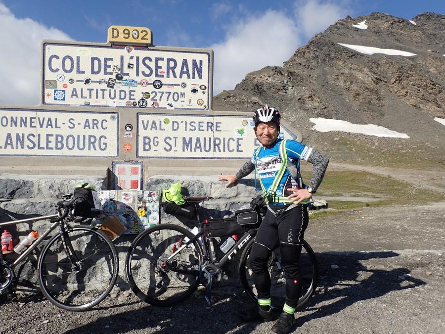 Alpi4000 Day3:Lanslebourg→ La Thuile→Biella 260km