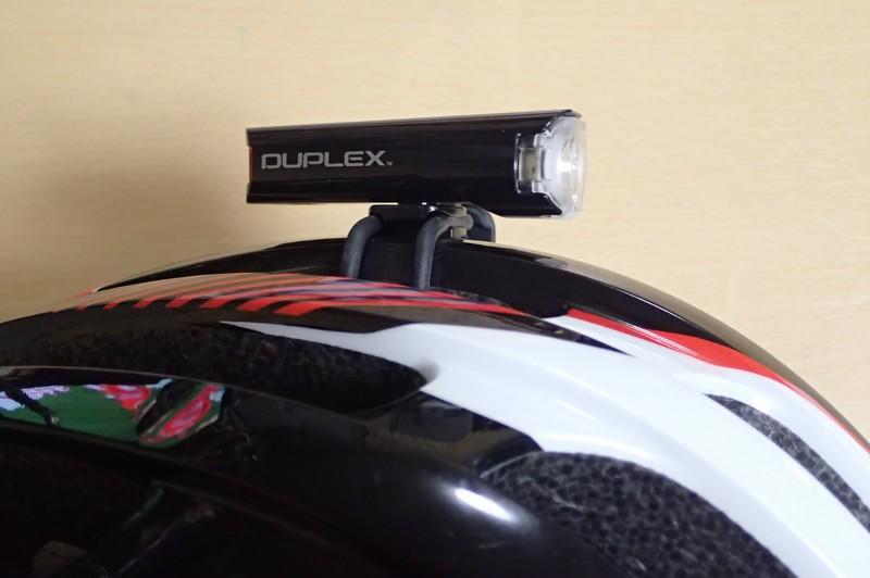最強ヘルメットライト!キャットアイSL-LD400メリット/唯一の欠点