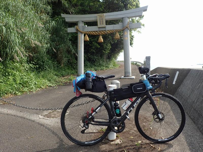2019年・R熊本がまだすウィーク:BRM502熊本400km天草諸島を巡る/20kmミスコースあわやDNF?