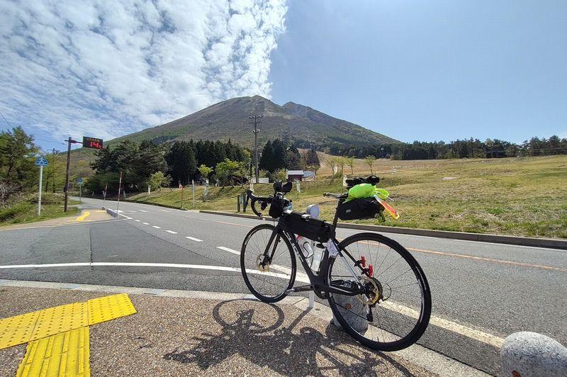 岡山1200km 大山